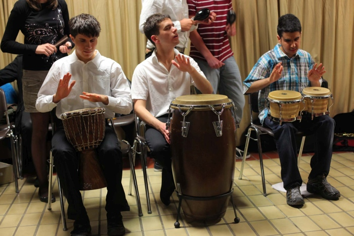 musisch06: percussion
